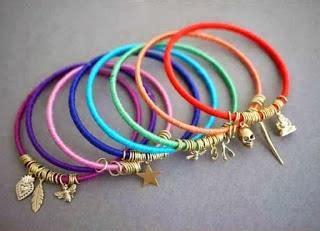 Gelang Catcher cara membuat gelang dari benang wol yang mudah