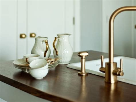 Brass Fixtures Bathroom Brass Addicted Fixtures And Accent Details