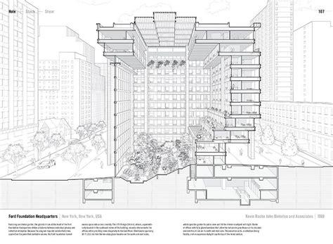 architecture drawing program manual of section paul lewis marc tsurumaki david j