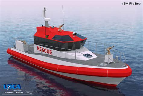 fire boat for sale lo 231 a m 252 hendislik nb46 fire rescue boat