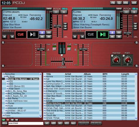 pcdj dex dj software full version free download this dj program integrates with your itunes library and