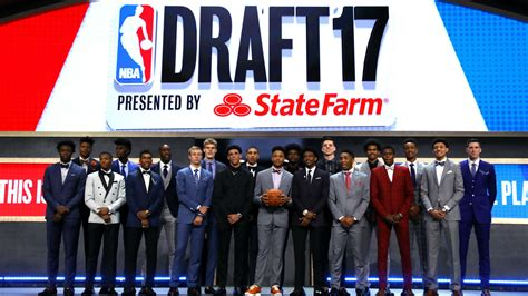 nba draft grades most teams pass the class with 2017
