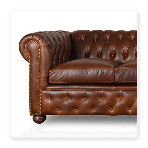 chesterfield sofa is the definition of luxury