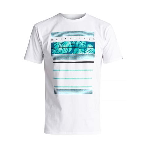 T Shirt 2 mens t shirts sleeve tees quiksilver