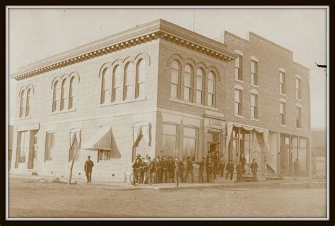 Table Rock Bank by Historical Event Histories Table Rock Historical Society