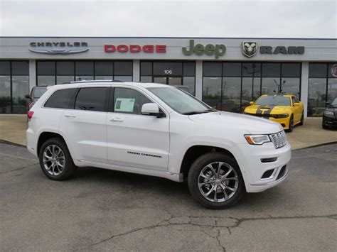 Jeep Summit 2020 by New 2019 Jeep Grand Summit 4d Sport Utility For