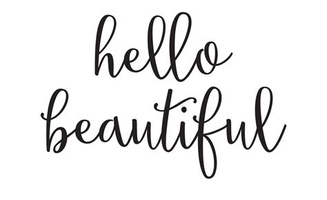 printable makeup quotes hello beautiful free printable sincerely sara d