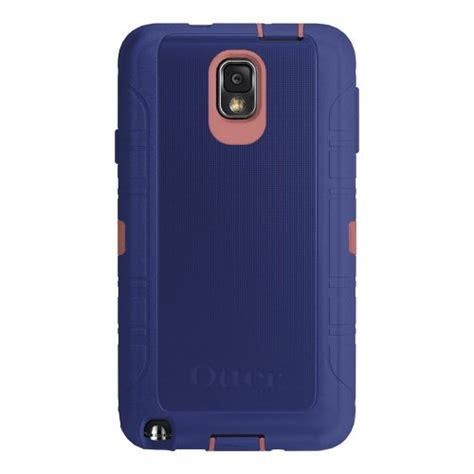 Otterbox Defender Original Samsung Note 3 Casing Anti Shock otterbox defender series for samsung galaxy note 3 retail packaging berry recomended