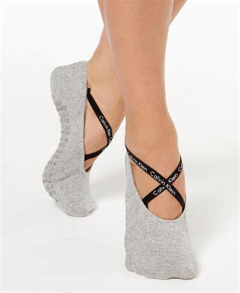 7 Sweet Looking Socks by Calvin Klein S Ballet No Show Athletic Socks Leuke