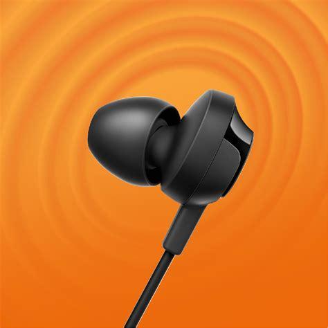 Best Seller Headphone Earphone Philips She 4305 With Mic Ori buy philips bass she4305 headphones with mic black