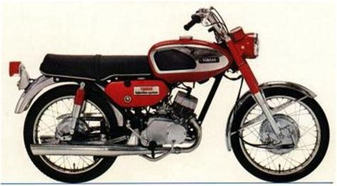 Yamaha Cs1 180cc 1967