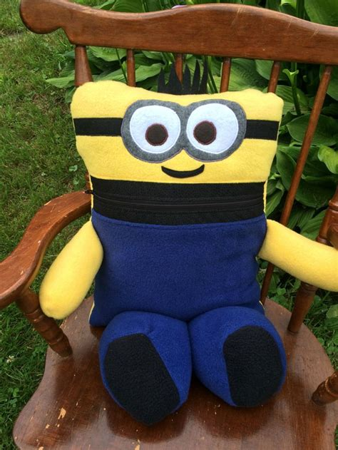 Minion Plush Pillow by 1000 Ideas About Minions Characters On