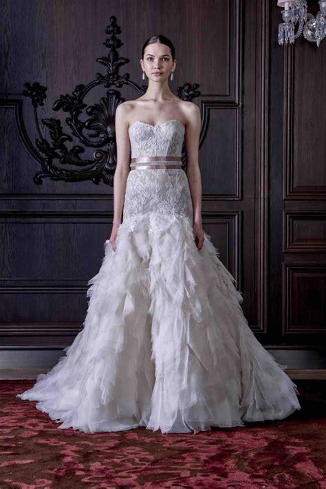 monique lhuillier bridal monique lhuillier wedding dresses 2016 modwedding