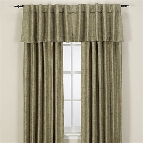 green curtain panel buy reina rod pocket back tab 144 inch window curtain
