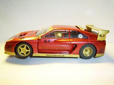 Auto Lackieren Entfetten by Majoman Slotcars