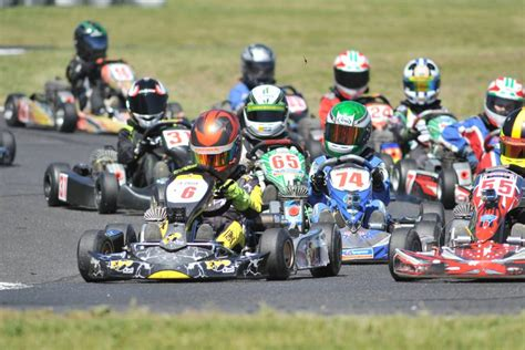 5712 Handfat Karet Racing Orange fifty years of history survives as go kart track to be saved central western daily