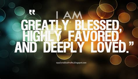 blessed images i really am blessed quotes quotesgram