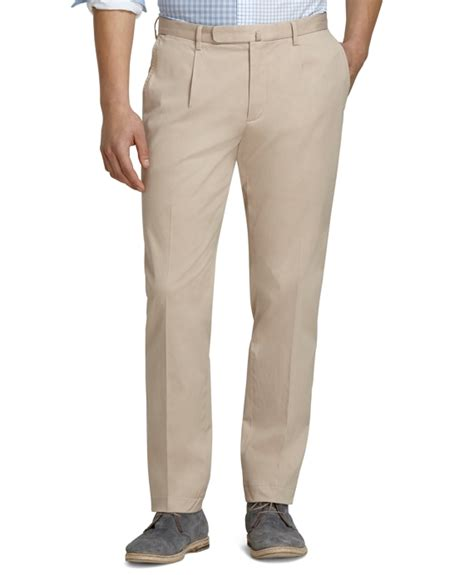Pleated Slim Fit s fleece slim fit pleat front chinos
