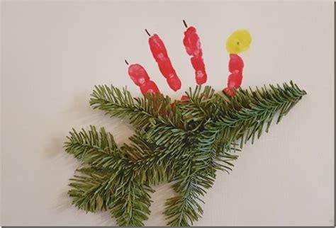 Basteln Weihnachten Mit Kindern by Mit Kindern Basteln Zu Weihnachten Advent Mamaz