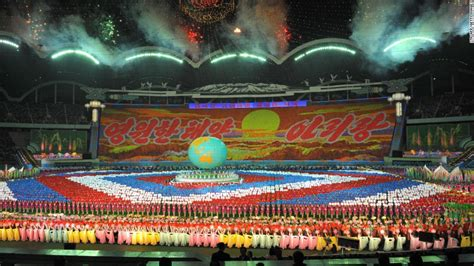 theme changer line korea north korean mass games why this year they re different