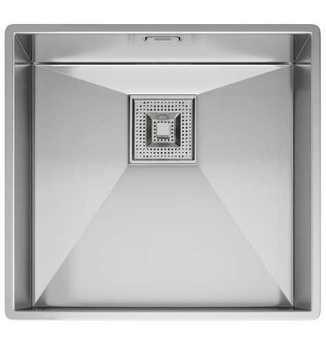 franke stainless steel sinks undermount franke peak pkx 110 45 stainless steel undermount kitchen