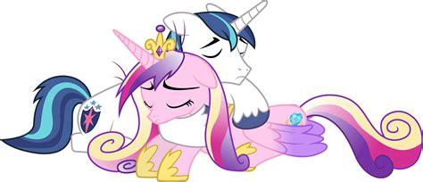 my little pony princess cadence shining armor shining armour supports princess cadance 1 by 90sigma on