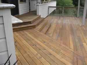 wood decking redwood wood decking