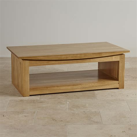 solid oak coffee table solid oak large coffee table by oak
