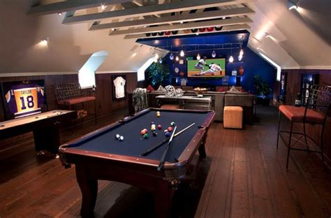 home game room decor game and entertainment rooms featuring witty design ideas