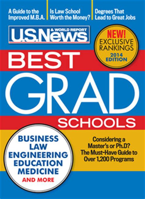 Rice Mba Employment Report 2015 by Graduate Schools Ranking Engineering Graduate Schools