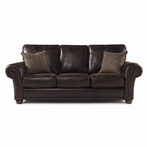 lane sofa sleeper lane benson sofa sleeper with nailhead trim miller
