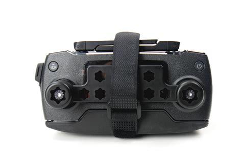 czarna blokada drazkow aparatury dji mavic spark dron
