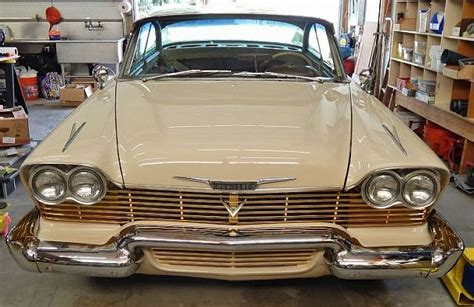 1958 plymouth fury cars and parts ebay autos post