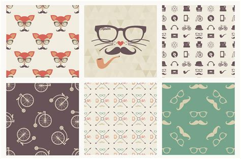 Pattern Psd Tumblr | exclusive free hipster seamless patterns from vecteezy