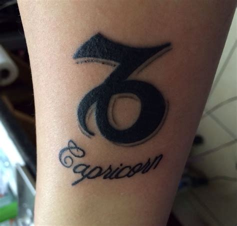 capricorn tattoos inkdoneright com