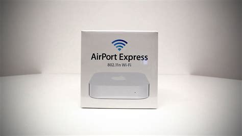 express airport apple airport express unboxing overview