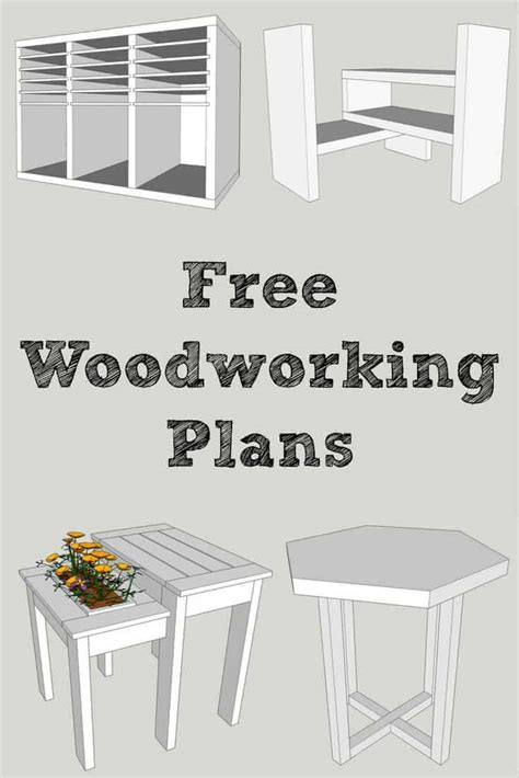 woodworking plans library  handymans daughter