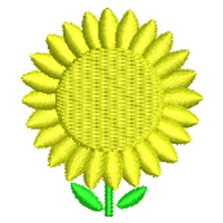 sunflower pattern coreldraw sunflower 11726 stock embroidery designs for home and