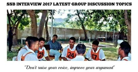 Recent Gd Topics 2017 For Mba by Ssb 2017 Discussion Topics