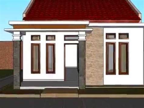 model pagar rumah minimalis ukuran  meter