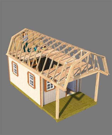 shed  loft ideas  pinterest carex pure