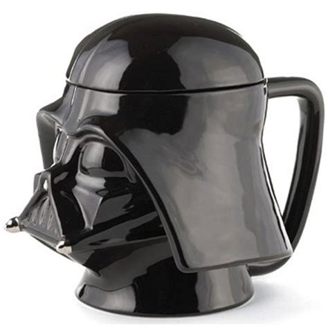 Darth Vader Desk Tidy by 32 Products Inspired By Wars 1 Design Per Day