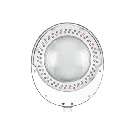 lente con luce da tavolo lente d ingrandimento da tavolo con lada a led 8w