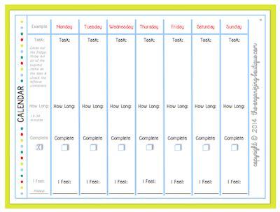 printable monthly task calendar printable weekly calendar template weekly calendar