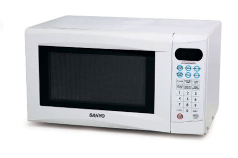 Microwave Oven Sanyo sanyo em s155aw microwave review 17 litre 700w white