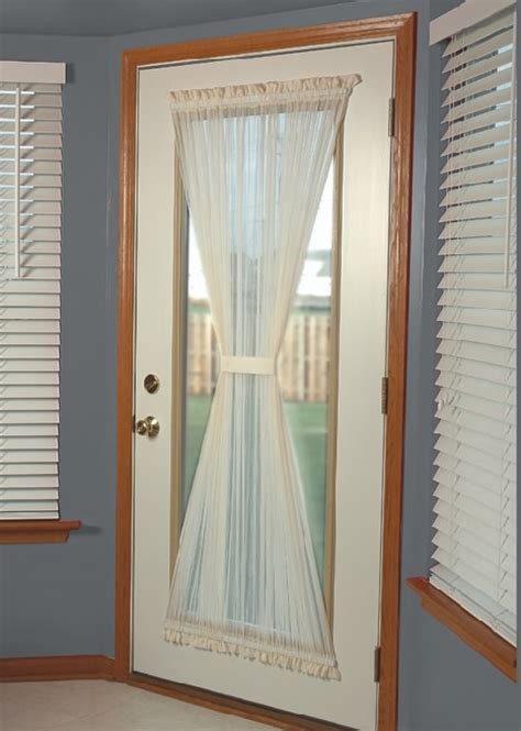 curtains with top and bottom rods curtain with rod pocket on top and bottom curtain
