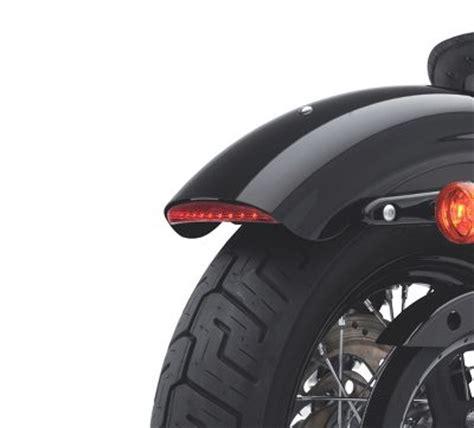 chopped fender edge light | tail & brake lighting
