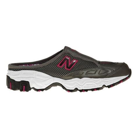 mule athletic shoes womens new balance 801 slide mule athletic shoes pink
