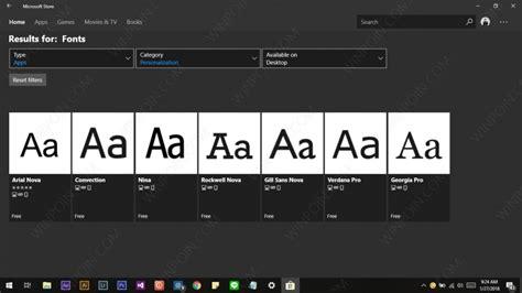 cara membuat power point di windows phone cara download font dari microsoft store di windows 10