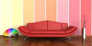 Sofa Source Living Room With Sofa And Warm Tones On Wall Background Hd